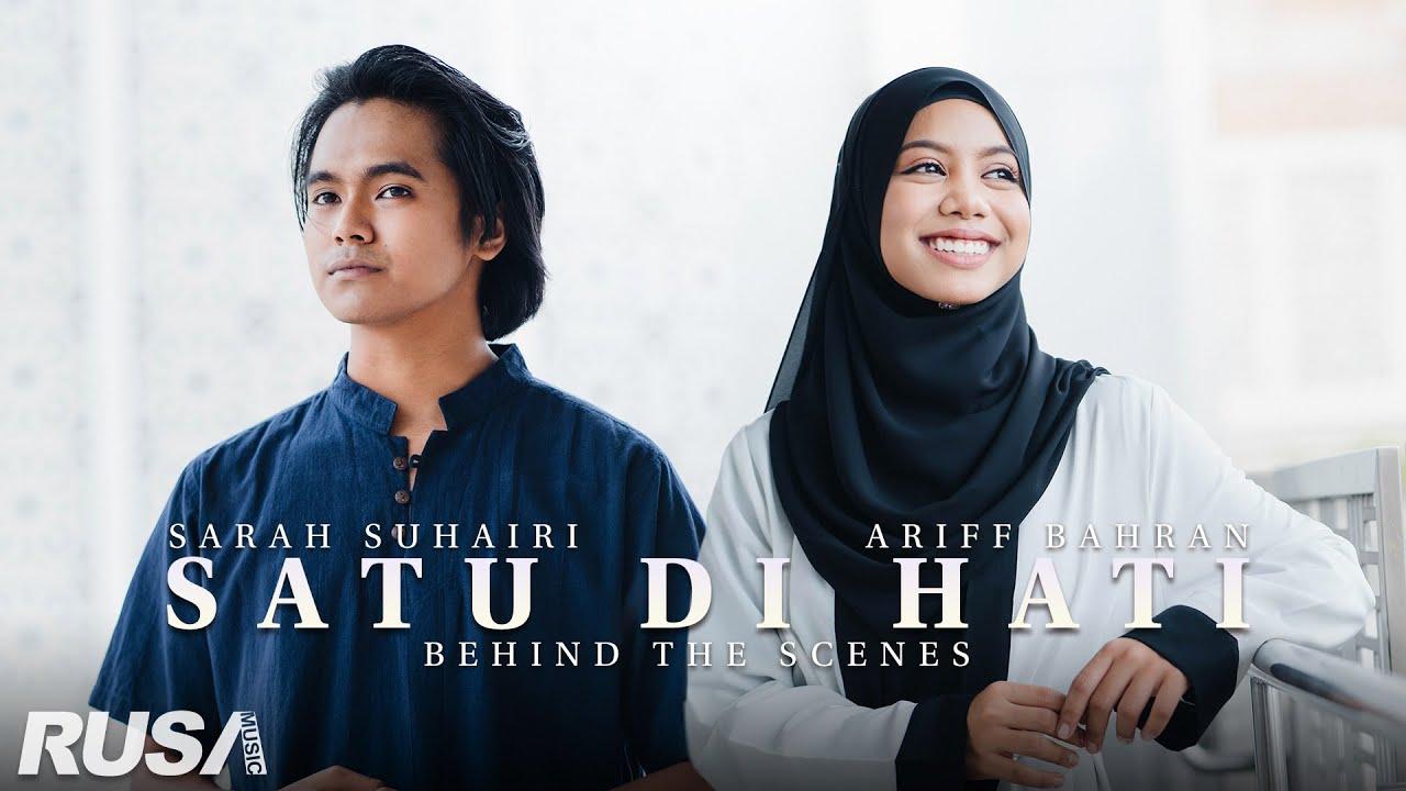 Ariff Bahran & Sarah Suhairi - Satu Di Hati (Bicara Rasa Islamic Version) [Behind The Scenes]
