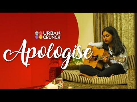 Apologise | Guitar Unplugged | Shambhavi Kiran | 2018