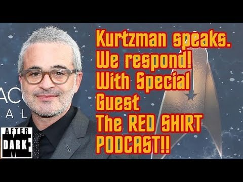 Star Trek Discovery Alex Kurtzman Interview Breakdown Special - MEAD Live