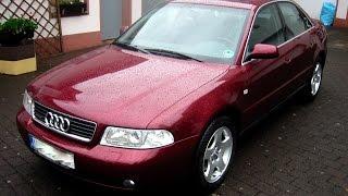 Audi A4 2.4 Quattro Typ B5 Facelift----Ein Zustandsbericht