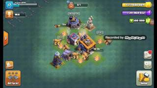 Clash of clans, builder base private server