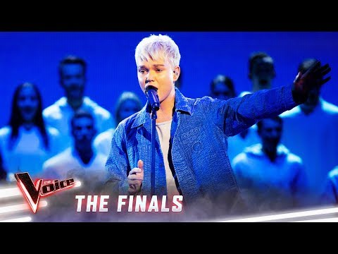The Finals: Jack Vidgen Sings 'You Are The Reason' | The Voice Australia 2019