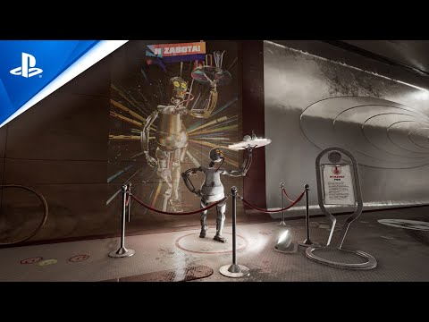 Atomic Heart - Meet Plyush (Featuring Mick Gordon) | PS4, PS5