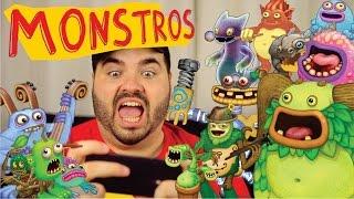 O Coral de Monstros - My Singing Monsters