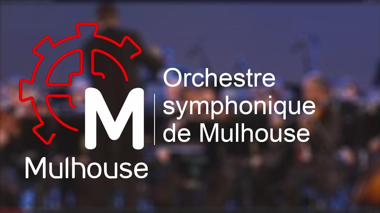Concert de l'Orchestre symphonique de Mulhouse