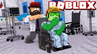 BUILDING MY OWN HOSPITAL TYCOON IN ROBLOX WITH MY DAD / BLOX4FUN