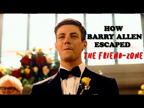 How Barry Allen Escaped The Friend-Zone On The Flash ⚡️