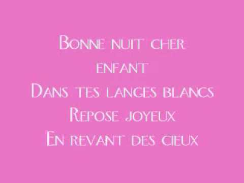 Celine Dion-Brahms's Lullaby Lyrics