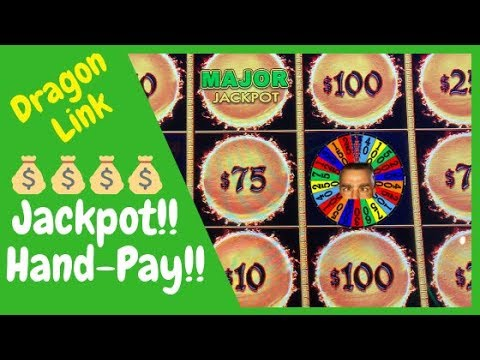💥WATCH This Jackpot-Hand Pay On Dragon Link Slot Machine💥