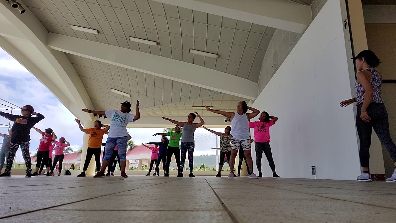 Download Weekend  Fitbeat  wellness program  Tinian