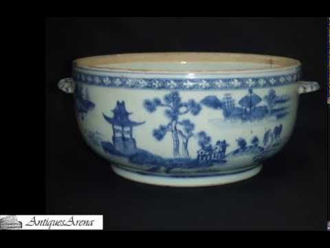 The Study of and Introduction to Antique Old chinese Porcelain understanding Vid 1