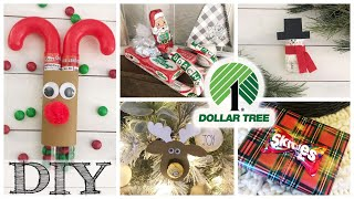 DIY Dollar Tree Christmas Candy Gifts | 2 of 12 Days of Christmas