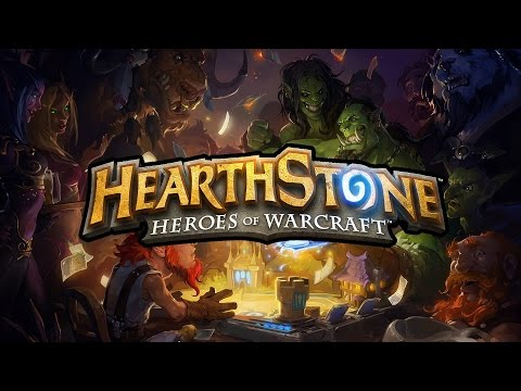 Hearthstone (Blizzard Entertainment) - iOS / Android HD LiveStream