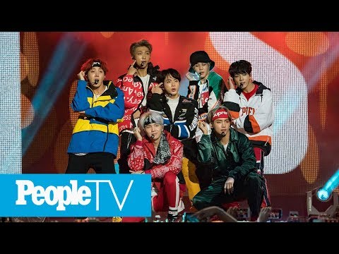 An Inside Look At The Global Phenomenon Of K-Pop From BTS & NCT 127 To GOT7 | PeopleTV