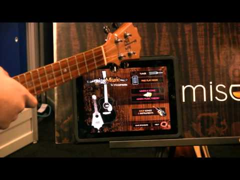 NAMM 2011 - Miso Media