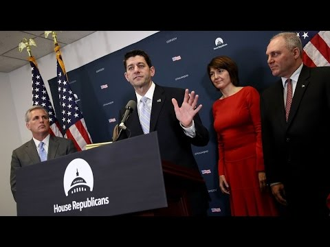 Paul Ryan voices support for Trump White House