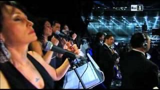 Facciamo Finta Che Sia  Vero - Adriano Celentano - Live.wmv