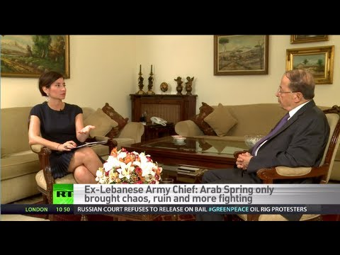Ex-Lebanese Army Commander: Assad fall would plunge Middle East in chaos