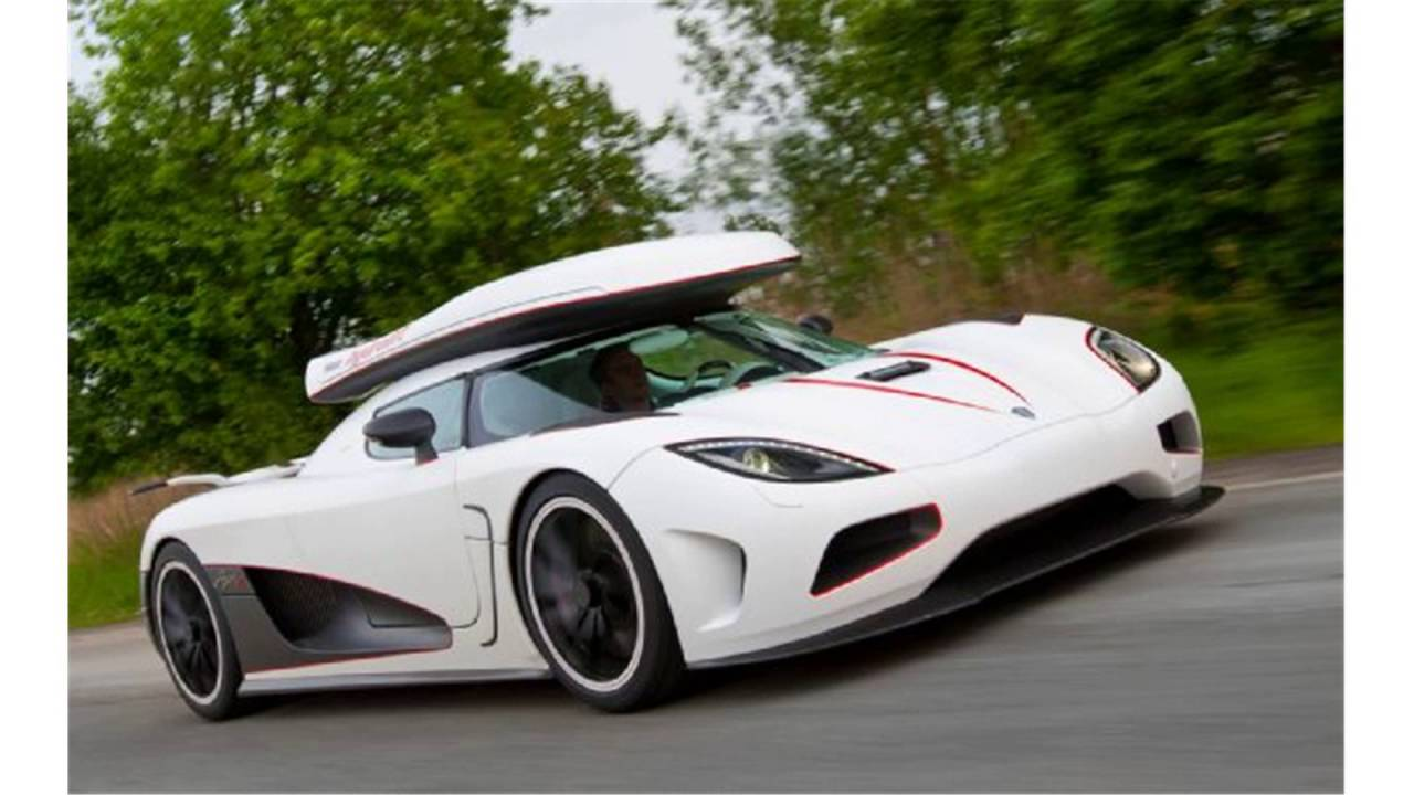koenigsegg agera r price - YouTube