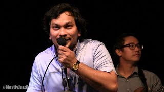 Indra Lesmana Group ft. Tompi - Nurlela @ Mostly Jazz in Bali 07/06/15 [HD]