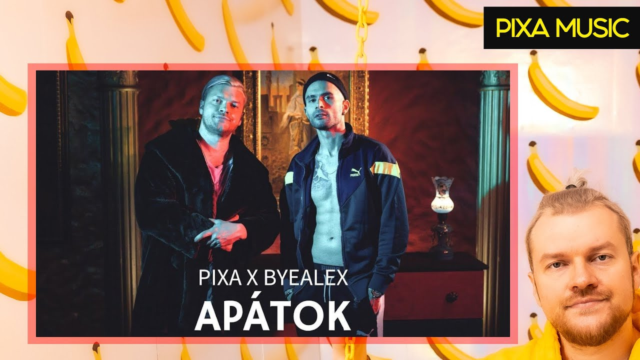 💰PIXA X BYEALEX - APÁTOK (OFFICIAL MUSIC VIDEO)💰
