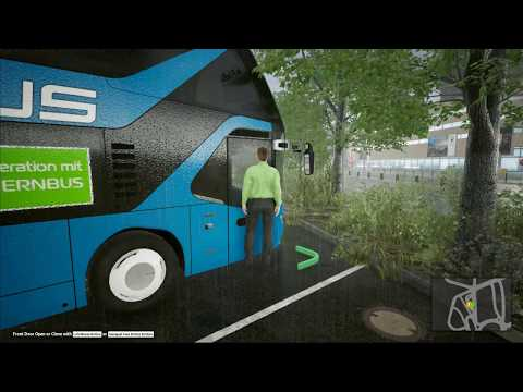 Fernbus Coach Simulator  DLC France - Neoplan Skyliner Pariste Kisa Surus |