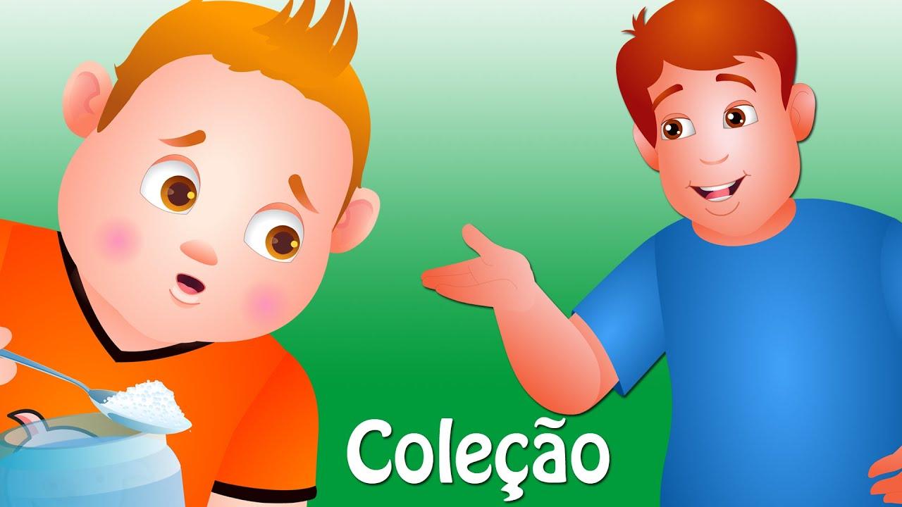 Joãozinho Joãozinho Sim Papai e Muitos Mais Vídeos | Canções Infantis | ChuChu TV Coleção