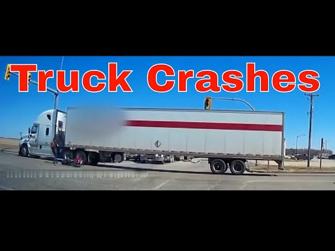 Best truck crashes and overturns