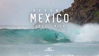 Jordy Smith dans les tubes mexicains