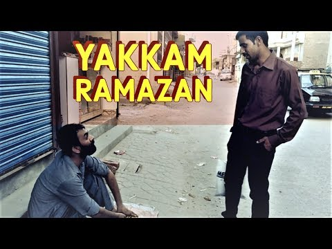 Yakam Ramazan | First Ramazan Special Video | Kangla Production