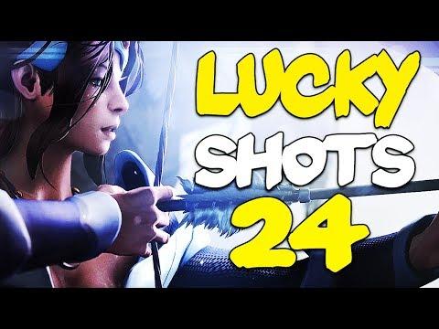 Dota 2 Lucky Shots Moments - Ep. 24 thumbnail