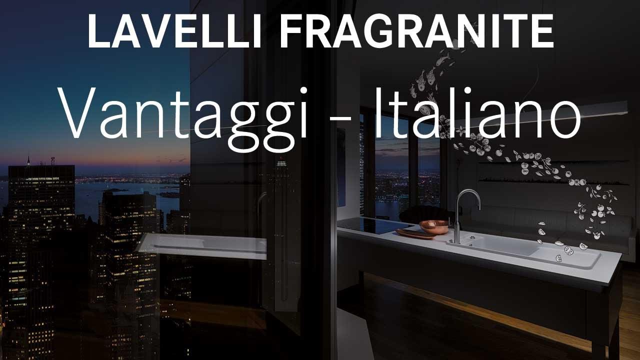 Franke Fragranite Sinks - Vantaggi - Italiano