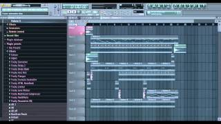 FL Studio: Basshunter - Elinor (2014 Remake)