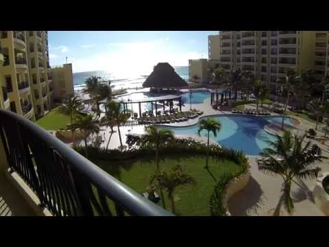 My Suite at the Royal Sands, Cancun Mexico