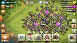 CLASH OF CLANS NEW BUG ... TRAIN YOUR ARMY WITH 3 GEM ... OMR KOIVILA ROCKS