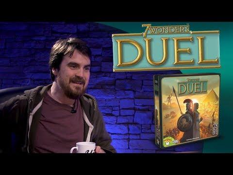 Seven Wonders: Duel - Lewis vs Ben - Game 2