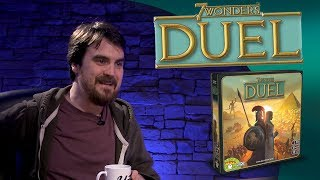 [25.73 MB] Seven Wonders: Duel - Lewis vs Ben - Game 2