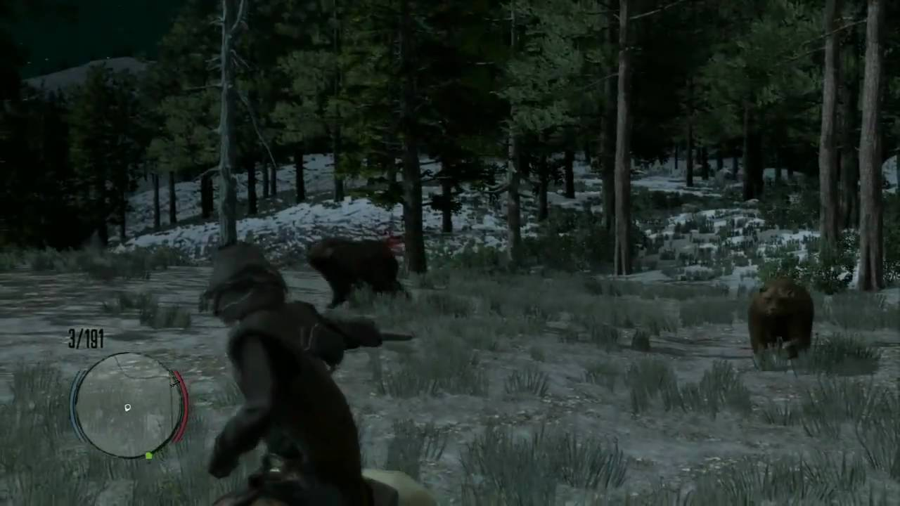 A Bear Hunt RDR - Bear Hunting Gon...