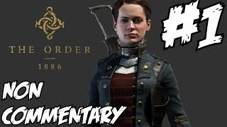 The Order 1886 Full Walkthrough Complete Non Commentary Gameplay with Ending and Final Boss Fight