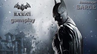 Batman: Arkham Origins Blackgate Deluxe Edition (PS3 gameplay) - Ciekawy spin-off przygód Batmana