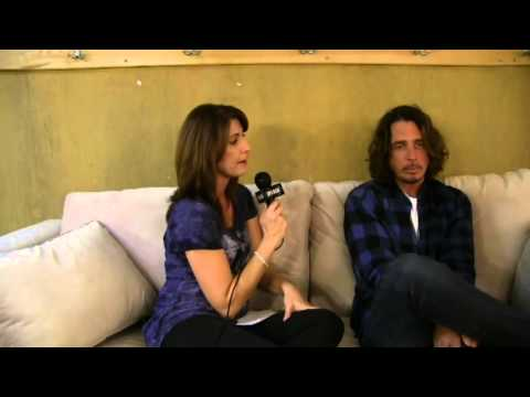 Frankie DiVita interviews Chris Cornell of Soundgarden/Audioslave