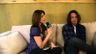 Frankie DiVita interviews Chris Cornell of Soundgarden/Audioslave