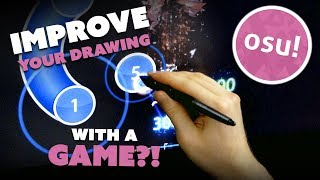 Can This Game Improve Your Hand Eye Coordination for Drawing?