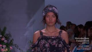 WE ARE KINDRED MERCEDES-BENZ FASHION WEEK AUSTRALIA RESORT 19 COLLECTIONS
