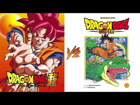 Why the Dragon Ball Super Manga is.. probably more Canon