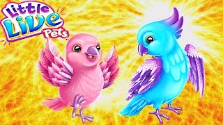 Игрушки для детей животные литл лайв петс интерактивные