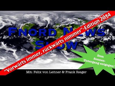 Fnord News Show 2014 [31c3] mit Frank Rieger und fefe