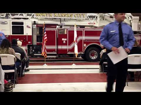2017 North Kansas City Fire Department Recognition Ceremony