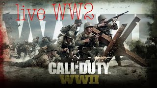 Live Call of Duty ww 2