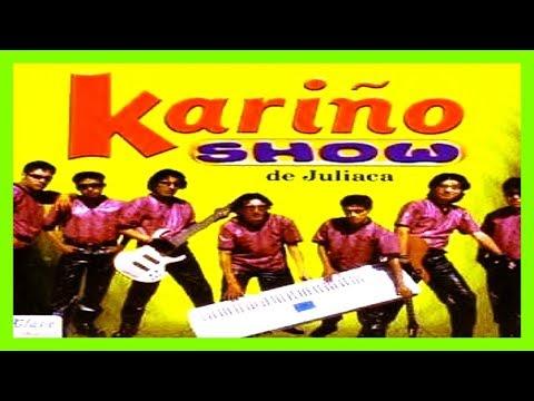 KARIÑO SHOW  EN VIVO ► MIX DE ORO - COMPLETO ► AUDIO  OFICCIAL   CLASICOS ✅